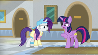 "Twilight Sparkle ""see what I can find"" S8E16"