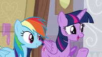 "Twilight Sparkle ""since you obviously know"" S8E16"