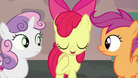 """Apple Bloom """"somethin' that means somethin' special"""" S7E8"""
