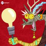 Discord lamp S4E22