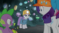 Maud finds a vein of chartreuse gems S7E4