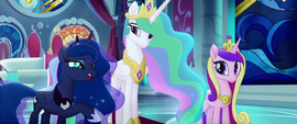 """Princess Luna """"might be the bigger attraction"""" MLPTM"""
