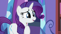 Rarity -but it is very sweet of you- S5E19