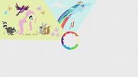 Slide of Fluttershy's cutie mark moment S5E25