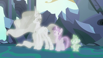 """Spike """"something Starlight and Thorax would do"""" S7E1"""