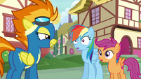 """Spitfire """"not anymore, kid"""" S6E7"""