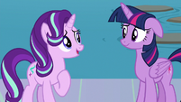 "Starlight Glimmer ""you did that for me"" S8E2"