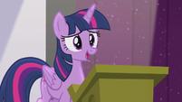 "Twilight ""I hope that I've been up"" S5E25"