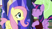 """Twilight """"can't wait to get started!"""" S5E23"""