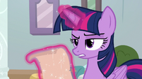 "Twilight ""five turtlenecks and a cheese grater?"" S8E12"