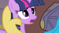 Twilight 'I don't even know where you' S4E11
