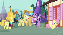 """Wisp """"why can't I be in the book?!"""" S7E14"""