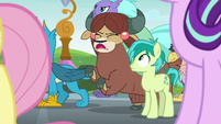 "Yona ""yak pass if yak say!"" S8E2"