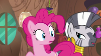 """Zecora """"better if I were more clear"""" S7E19"""