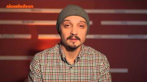 Актеры дубляжа Nickelodeon Иван Калинин озвучивает Донателло из мультфил