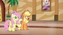 Applejack resolves to find a different friendship problem S6E20