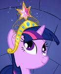 Coroa do Elemento da Mágica de Twilight T1E02
