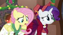 "Flutterholly ""Was it the eggnog?"" S06E08"