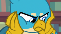 Gallus getting very annoyed S8E22