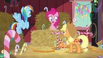 """Pinkie Pie """"why not try both?"""" BGES2"""