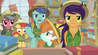 """Pony 2 """"how you can call it fiction"""" S9E21"""