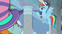 """Rainbow """"why don't you do it?"""" S9E15"""