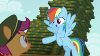 Rainbow --who's ready to sell some cookies--- S6E15