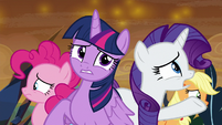 """Rarity """"we can't just leave them here"""" S9E2"""