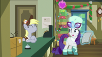 """Rarity """"you have helped so much already"""" MLPBGE"""