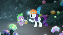 Rarity --that of course, too-- S6E5