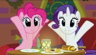 S06E12 Szczęśliwe Pinkie Pie i Rarity