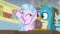 """Silverstream excited """"wow!"""" S8E21"""
