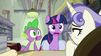 "Spike shocked ""that's it?!"" S9E5"