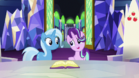 "Starlight Glimmer ""we can give it a whirl"" S7E2"