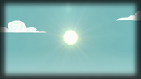 Sun shining in Timber Spruce's story EG4