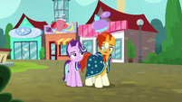 """Sunburst """"I liked it better when they were fighting"""" S8E8"""