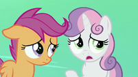 Sweetie Belle -it's all our fault- S8E6