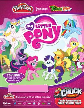 Treehouse Live! My Little Pony poster.jpg