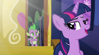 """Twilight """"so it's been a little while since we've seen the sun"""" S5E22"""