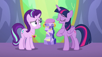 """Twilight """"thought long and hard about this"""" S7E1"""