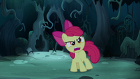 """Apple Bloom """"all right, whoever you are!"""" S5E4"""