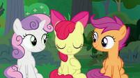 "Apple Bloom ""for the perfect proposal!"" S9E23"