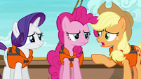 "Applejack ""somethin' new and different"" S6E22"