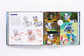 Art of Equestria page 88-89 - Zecora concept art