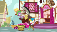 "Discord ""I can certainly make a pony"" S9E23"