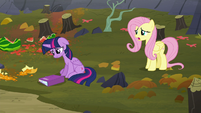 """Fluttershy """"I really can't do this without you"""" S5E23"""