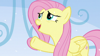 """Fluttershy """"the view is just as good a little further back"""" S6E2"""