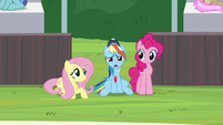 """Rainbow """"I wasn't talking about the game"""" S9E15"""