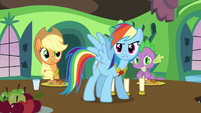 Rainbow Dash Serious Business S3E10