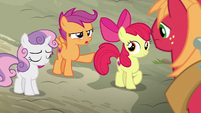 Scootaloo -we're never gonna do that again- S7E8